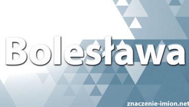 boleslawa