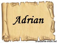 znaczenie_imienia_adrian
