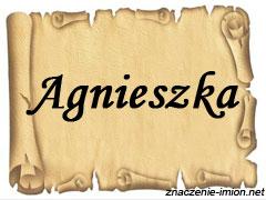 znaczenie_imienia_agnieszka