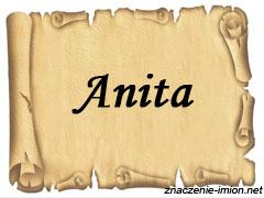 znaczenie_imienia_anita