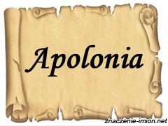 znaczenie_imienia_apolonia