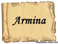 znaczenie_imienia_armina
