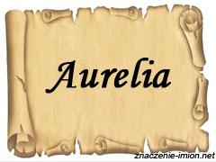 znaczenie_imienia_aurelia