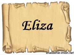 znaczenie_imienia_eliza