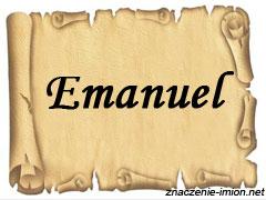 znaczenie_imienia_emanuel