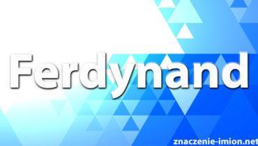 ferdynand