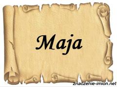 znaczenie_imienia_maja