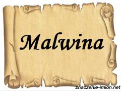 znaczenie_imienia_malwina