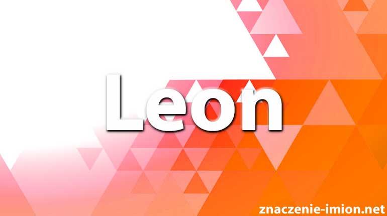 znaczenie imienia Leon