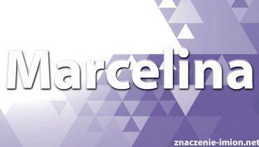 znaczenie imienia marcelina