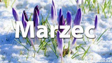imieniny w marcu
