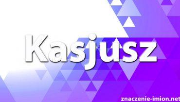 znaczenie imienia kasjusz