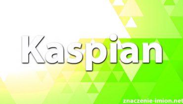 znaczenie imienia kaspian
