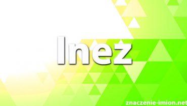 znaczenie imienia inez